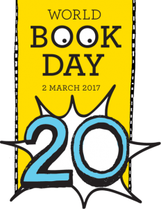 Dress up for World Book Day